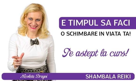 Curs Shambala Reiki